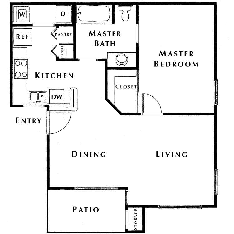 Floor plan image of Pinnacle