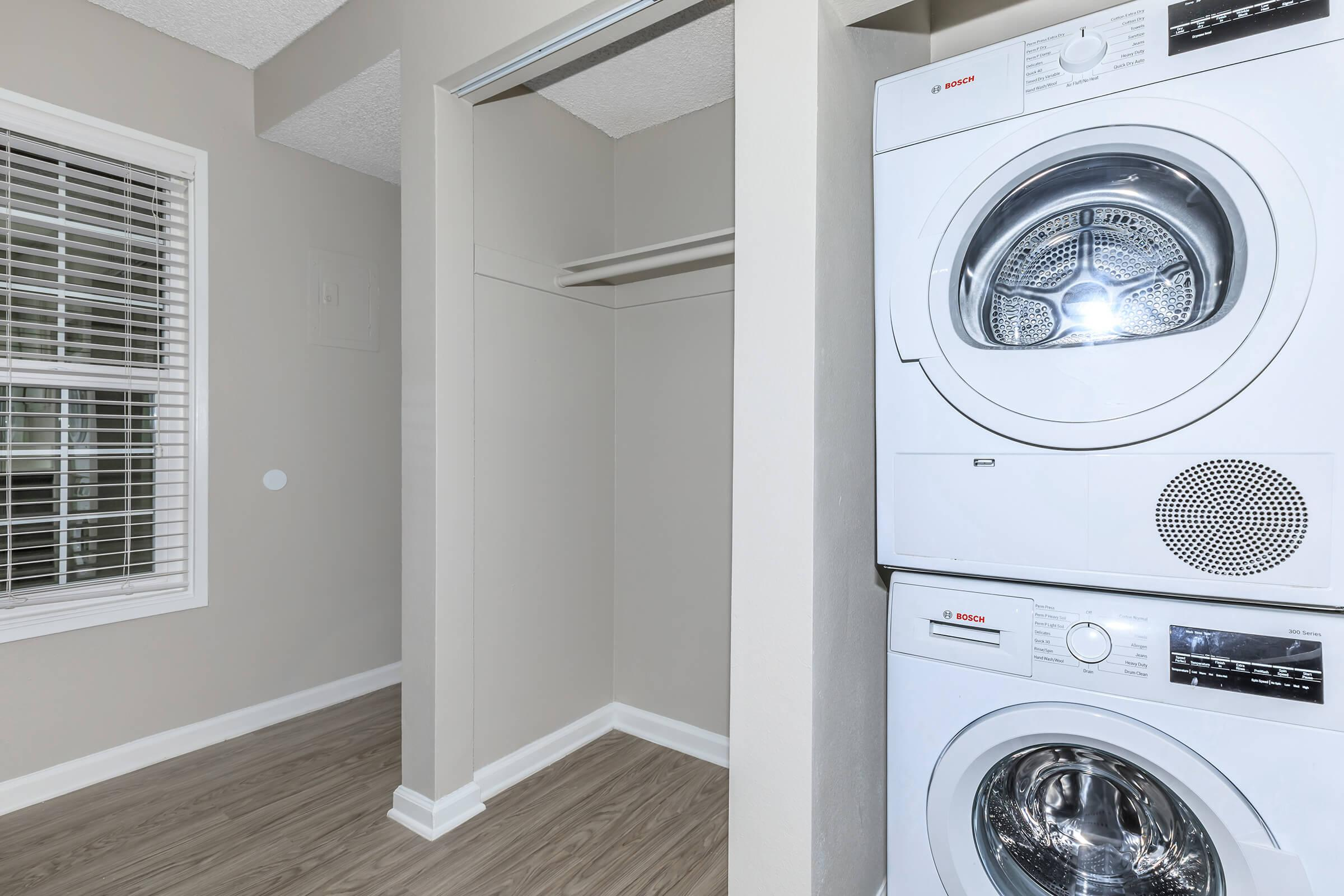 Laundry Room at The Lake in Fullerton, CA