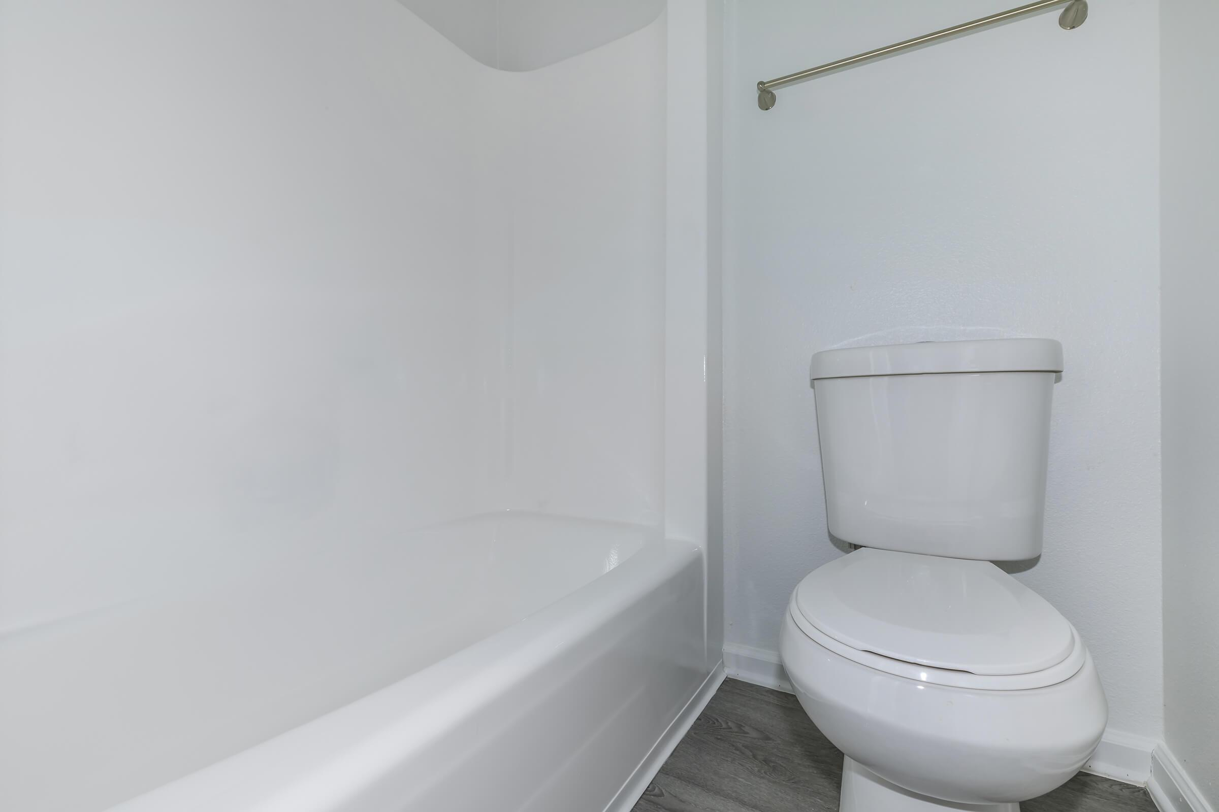 Bathroom at The Lake in Fullerton, CA