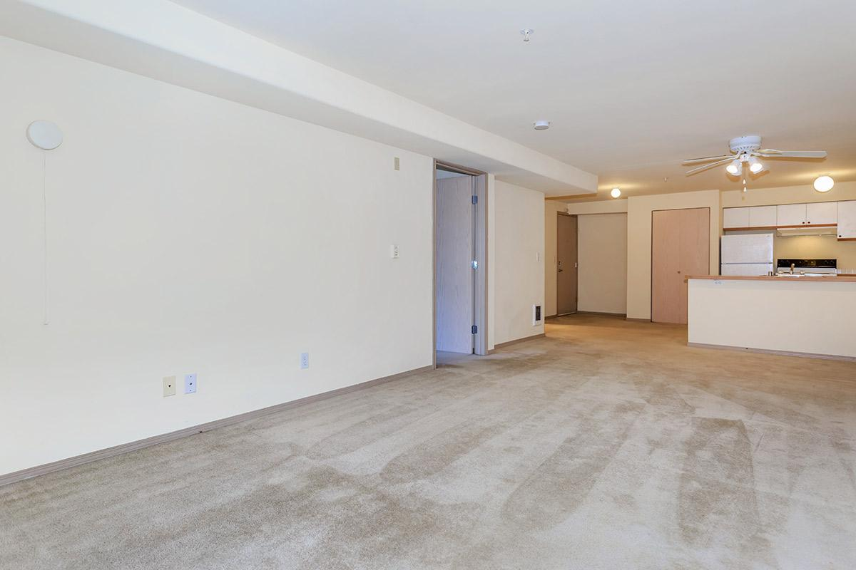OPEN CONCEPT LIVING AT 2ND STREET APARTMENTS