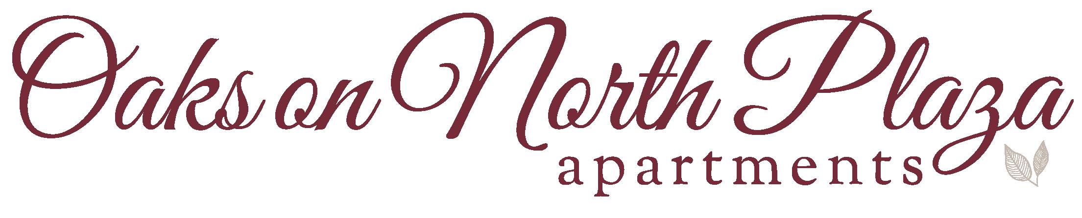 Oaks on North Plaza Apartments Logo
