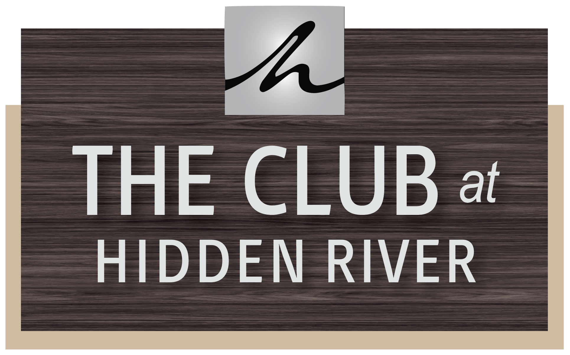 The Club at Hidden River Logo