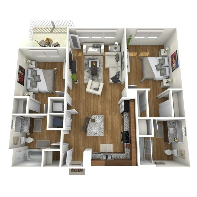 Hermitage Luxury Apartment Homes