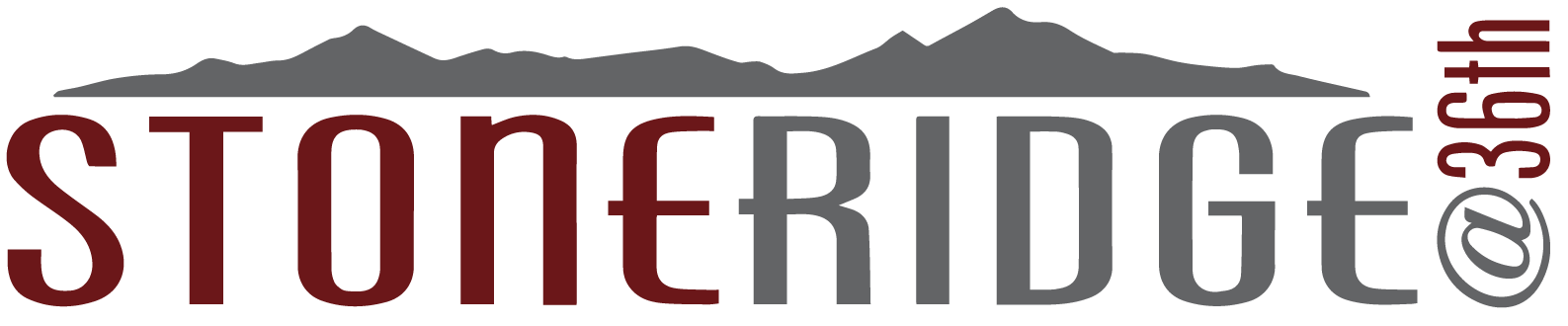Stoneridge @ 36th Logo