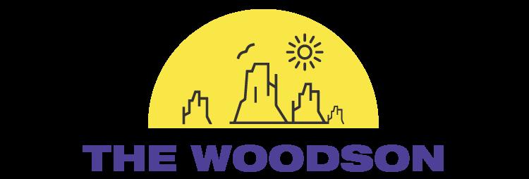 The Woodson Logo