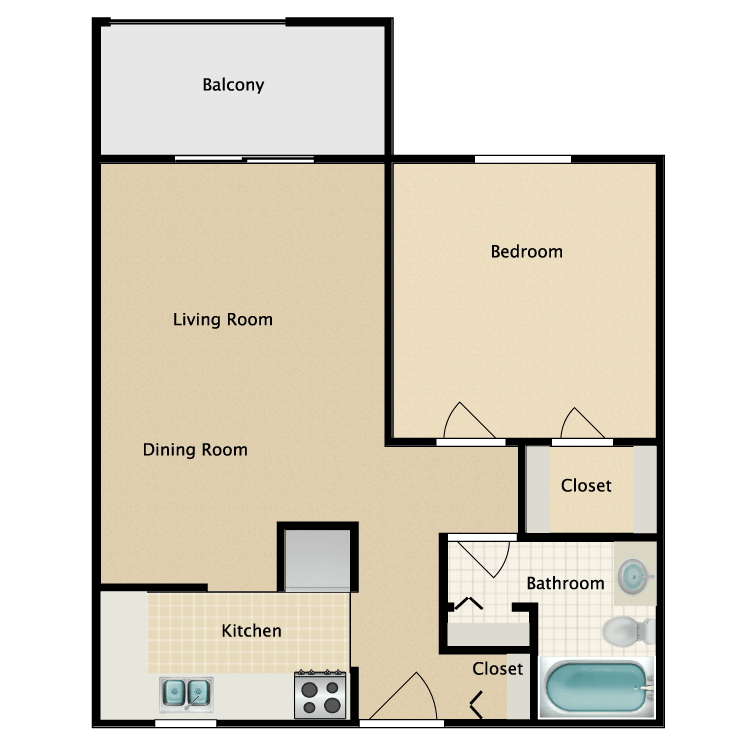 Floor plan image of A3 Locksley