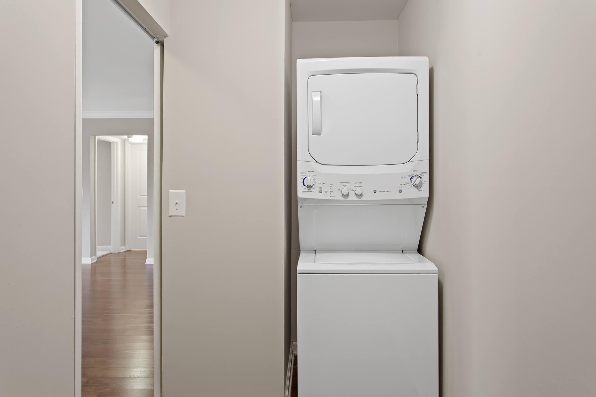 Laundry at Huntington Square Apartments in Columbia, MD