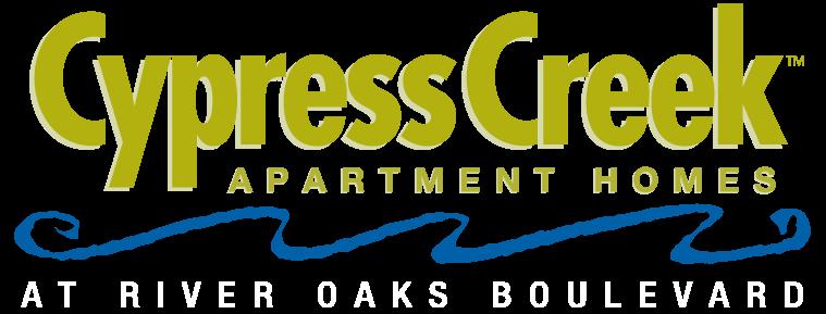Cypress Creek Apartment Homes at River Oaks Logo