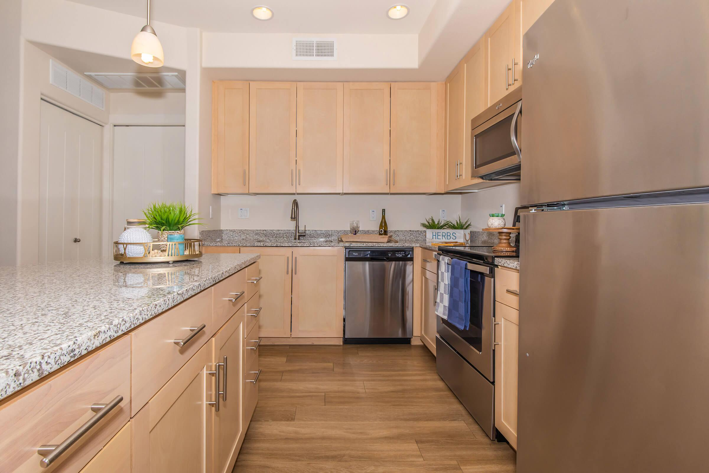 ALL-ELECTRIC KITCHEN