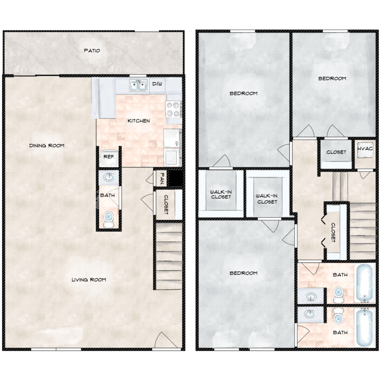 Floor plan image of The Estate