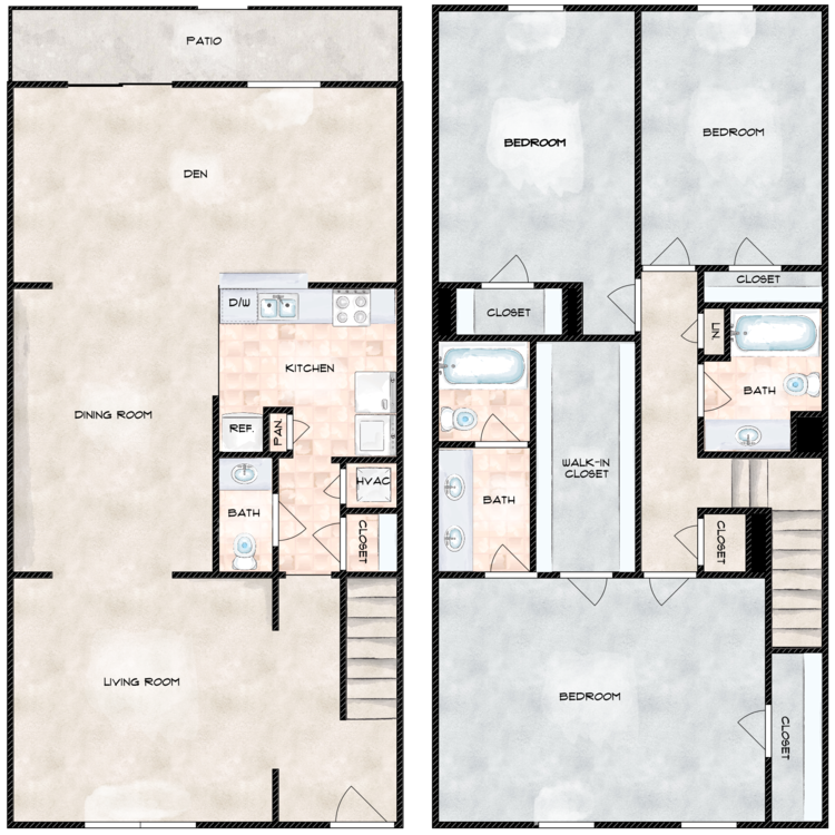 Floor plan image of The Mansion