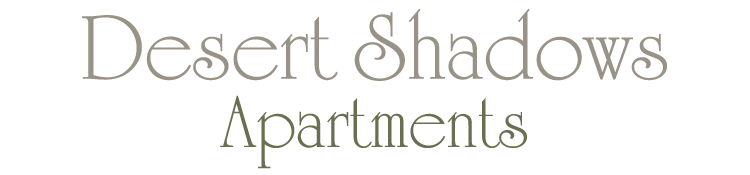 Desert Shadows Apartments Logo