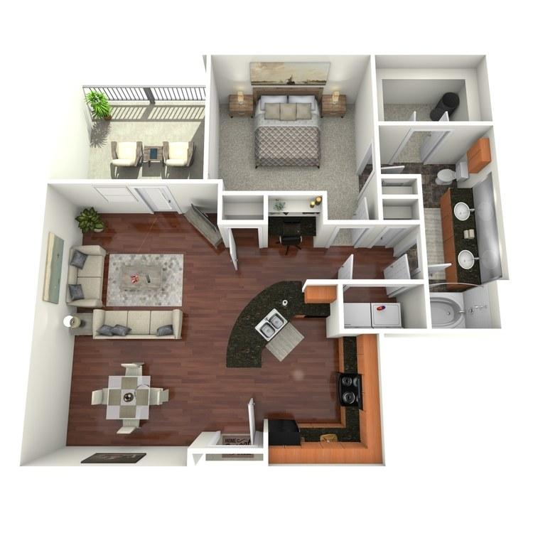 Floor plan image of Griffin