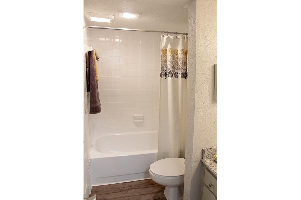 Large open showers