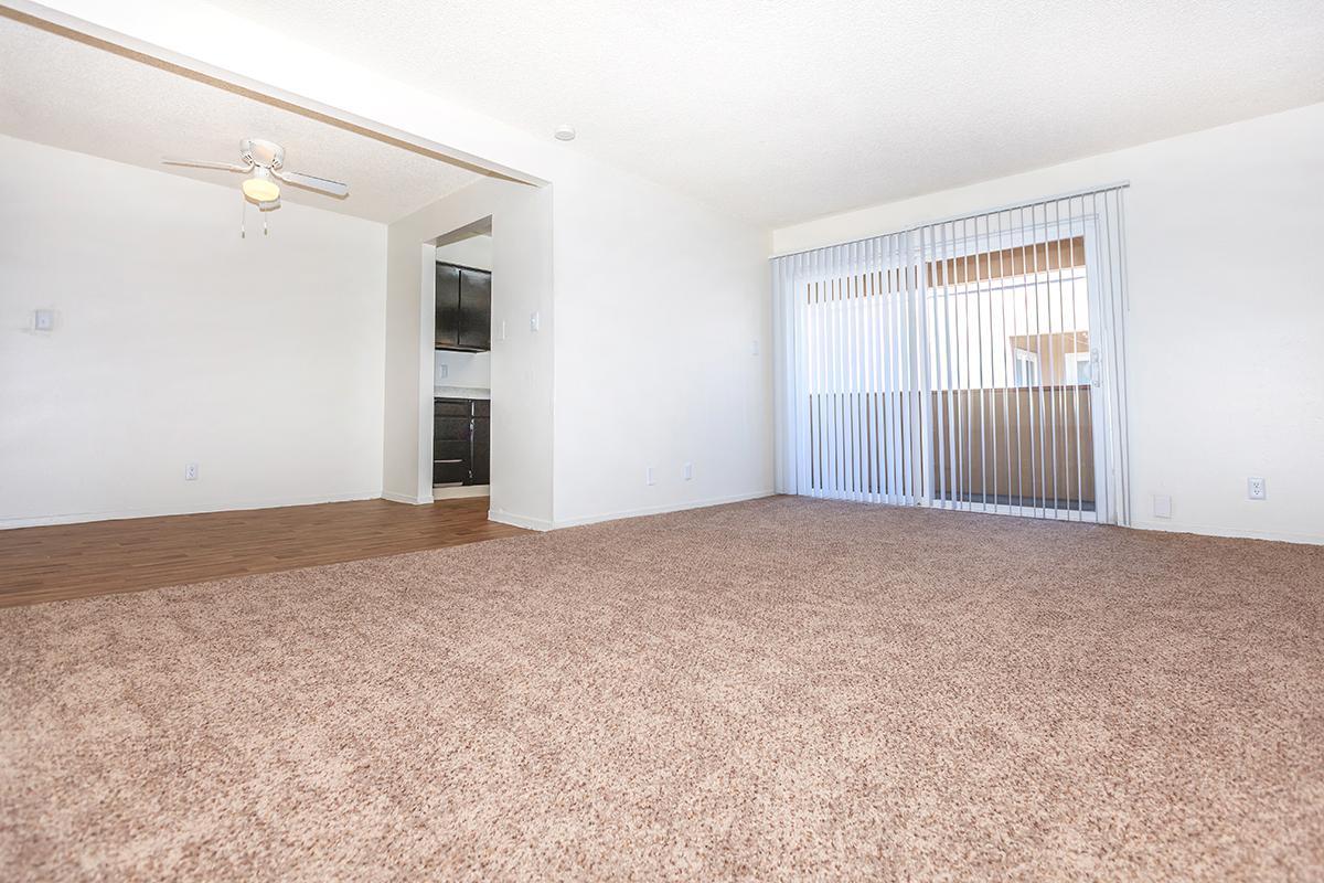 Pinewood Crossings has carpeted floors