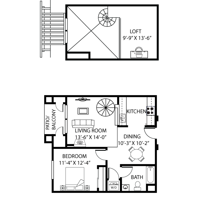 Floor plan image of BIlbao CL1