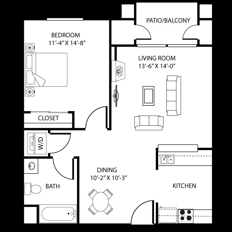 Floor plan image of Cordoba C1
