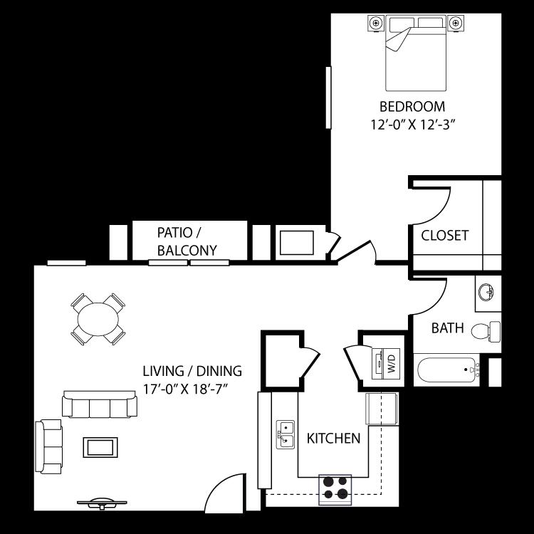 Floor plan image of Sorrento C2