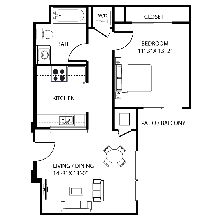 Floor plan image of Sorrento C3