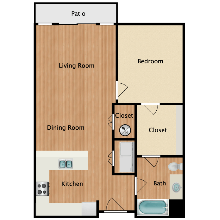 Floor plan image of 11A