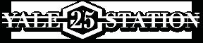 Yale 25 Station Logo