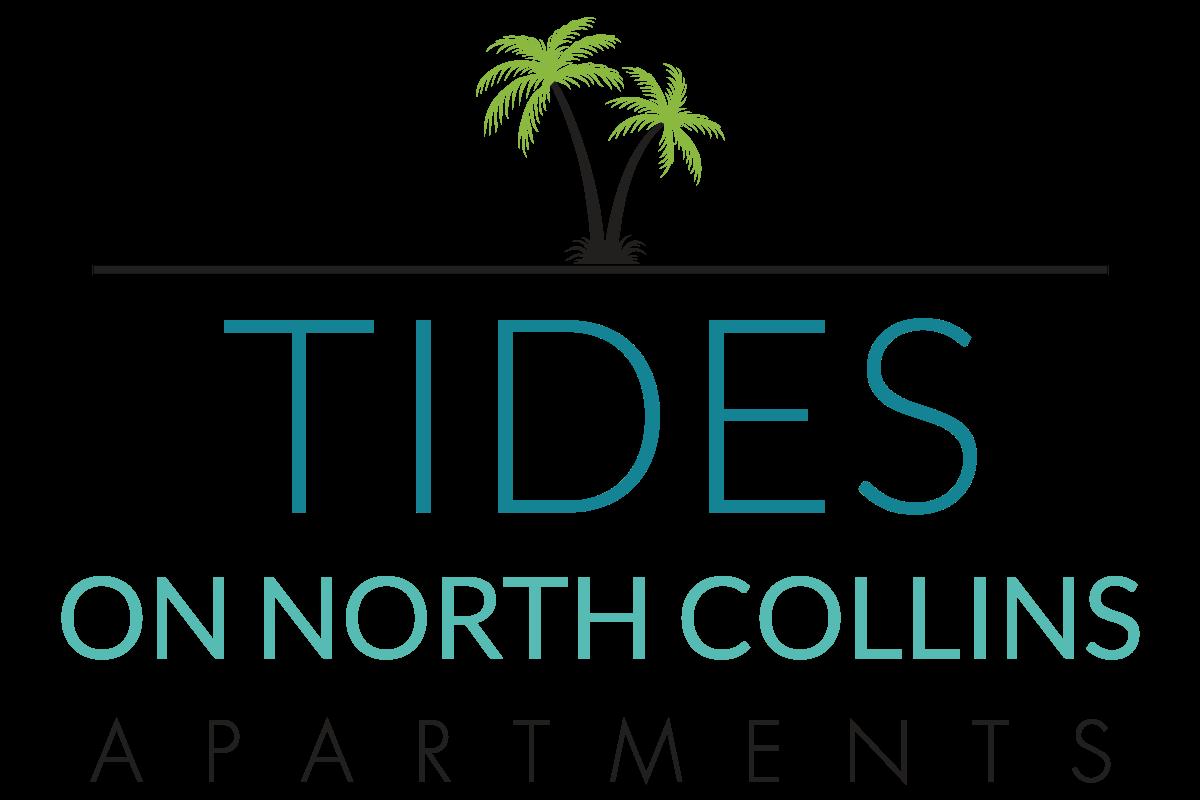 Tides on North Collins Logo