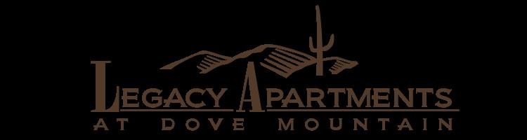 Legacy Apartments at Dove Mountain Logo