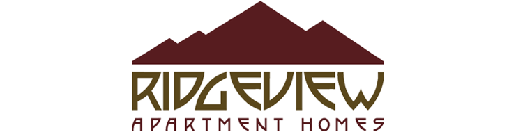 Ridgeview Apartment Homes logo
