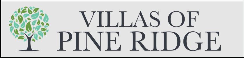 Villas of Pine Ridge Logo