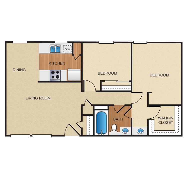 Plan G floor plan image