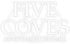 Five Coves Apartment Homes Logo