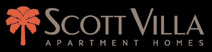 Scott Villa Apartments Logo