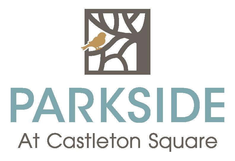 Parkside at Castleton Square Logo