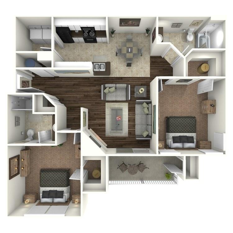 Floor plan image of Oakmont