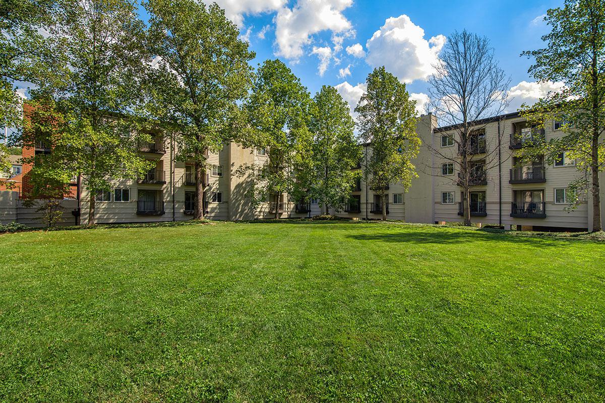 Beautiful Landscaping at Village at Vanderbilt