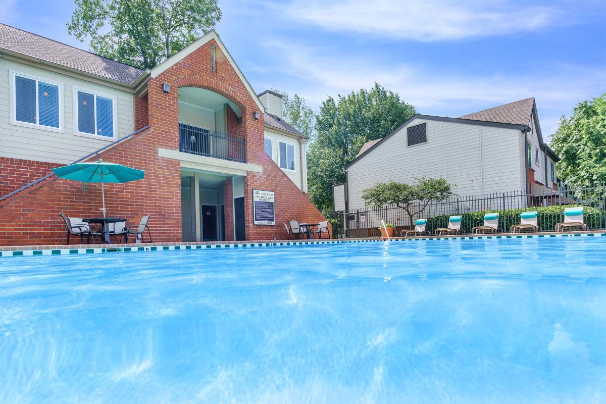 Pool at Village at Vanderbilt