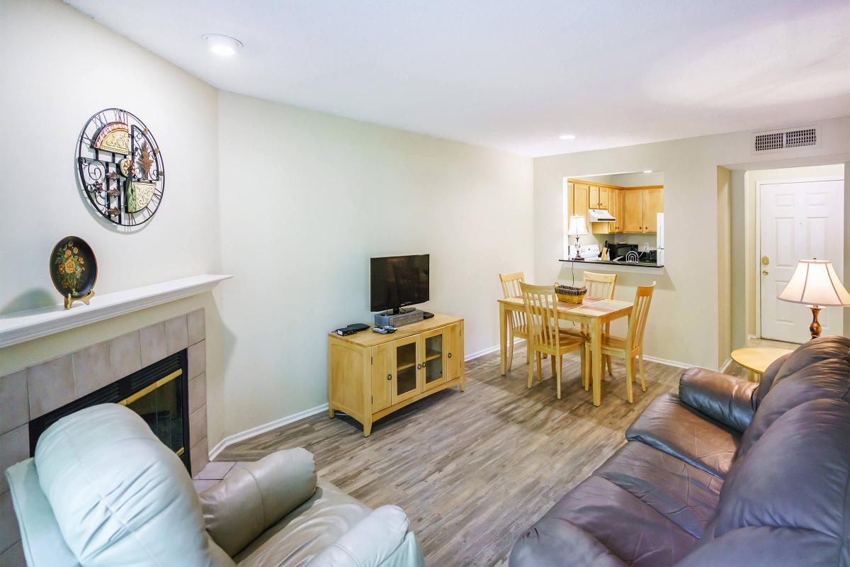 One Bedroom Apartment at Village at Vanderbilt