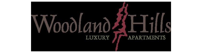 Woodland Hills Luxury Apartments Logo