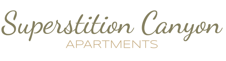 Superstition Canyon Apartments Logo