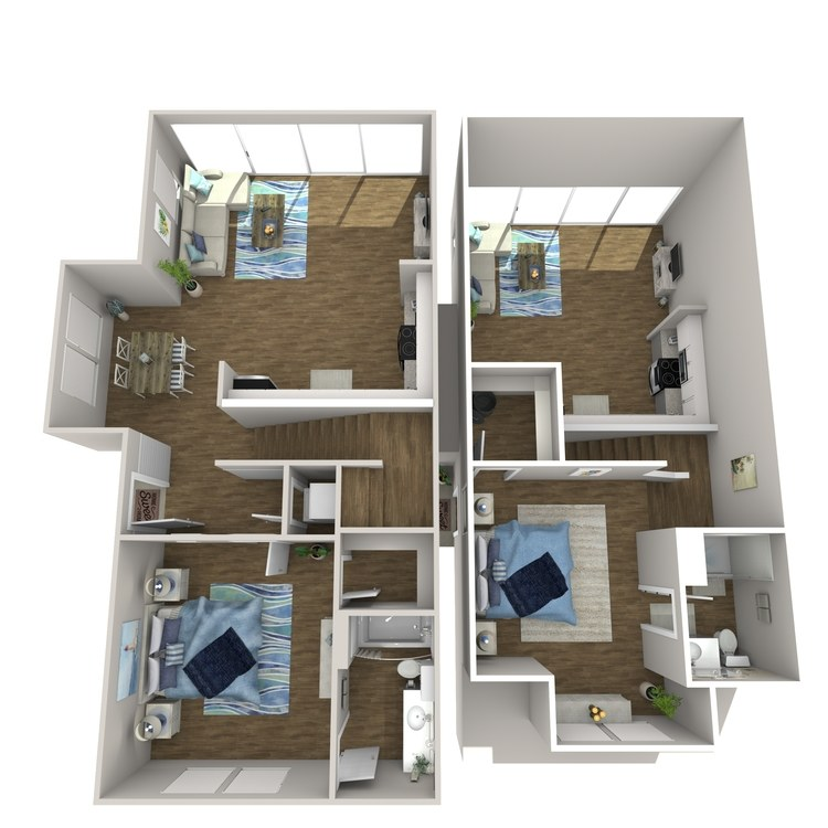 Floor plan image of Airily