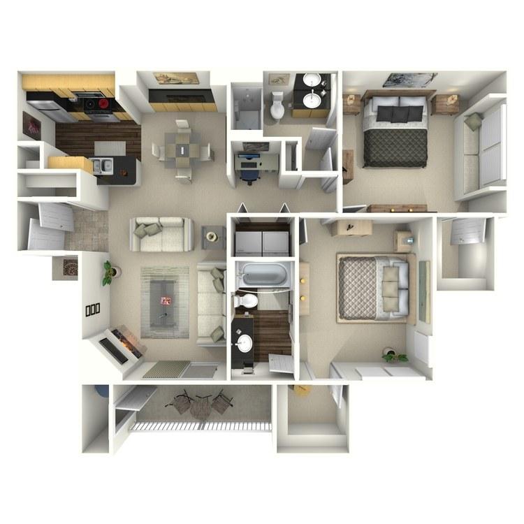 Floor plan image of Newmeadow