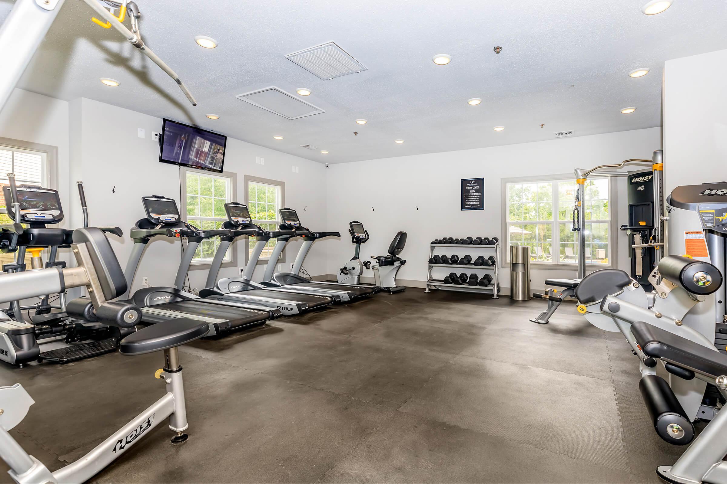 Fitness Center at Loudoun Heightsin Ashburn VA