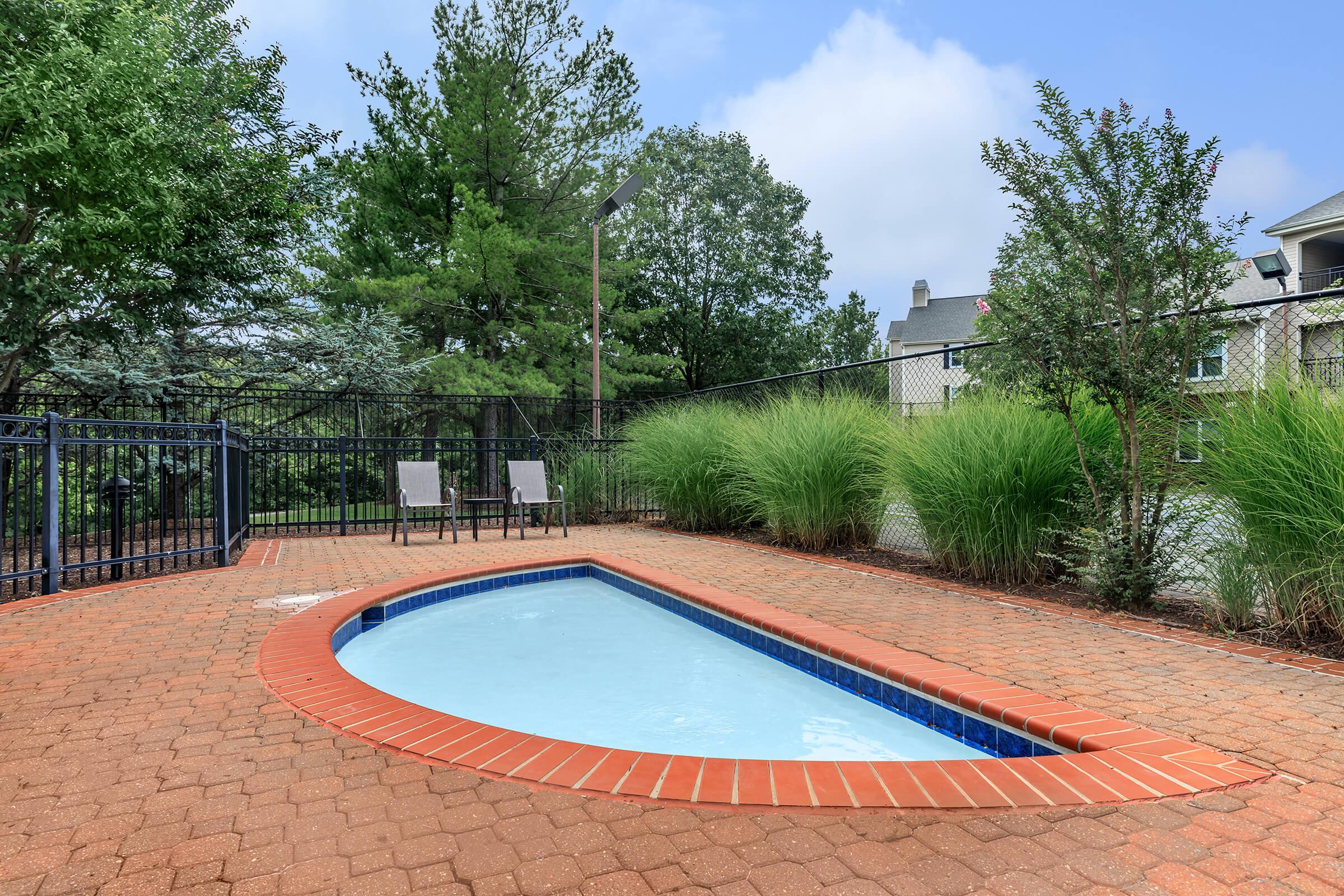 Pool at Loudoun Heightsin Ashburn VA