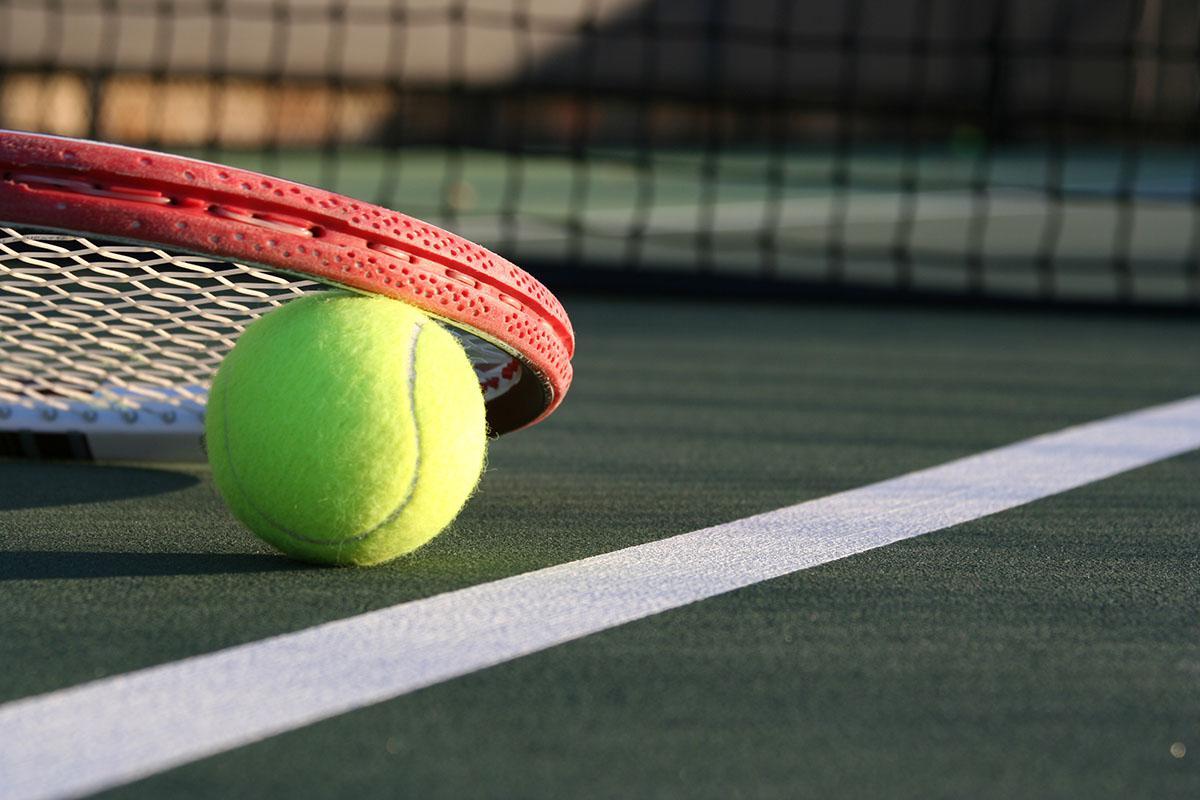 Tennis at Loudoun Heightsin Ashburn VA