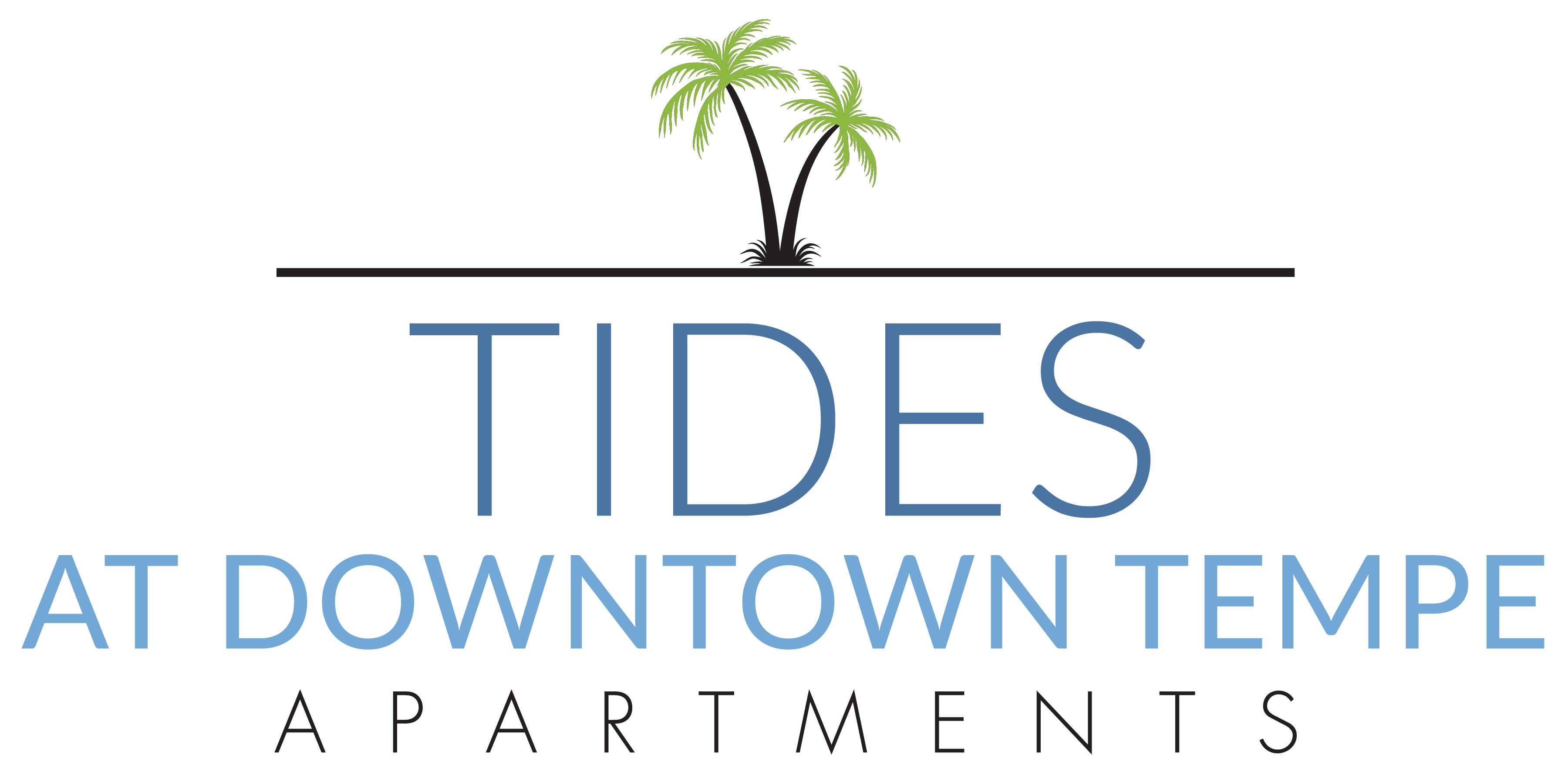 The Tides at Downtown Tempe Logo