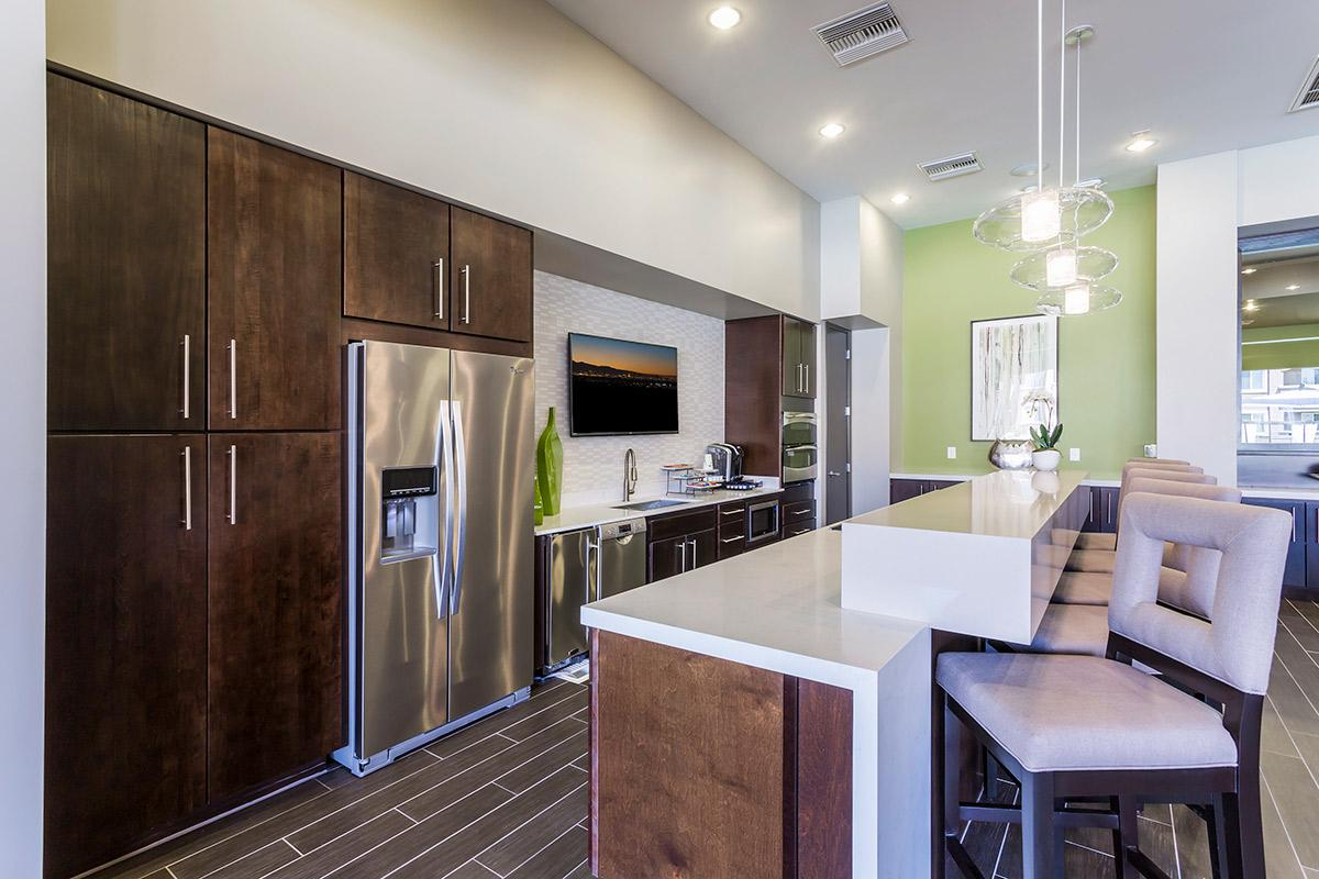 Clubhouse at The View at Horizon Ridge in Henderson, Nevada