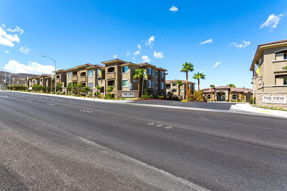 Exterior view of The View at Horizon Ridge in Henderson, Nevada