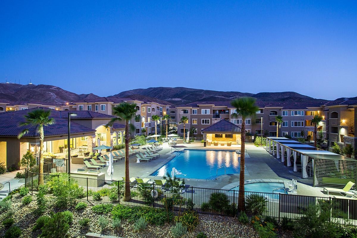 Views of The View at Horizon Ridge in Henderson, Nevada