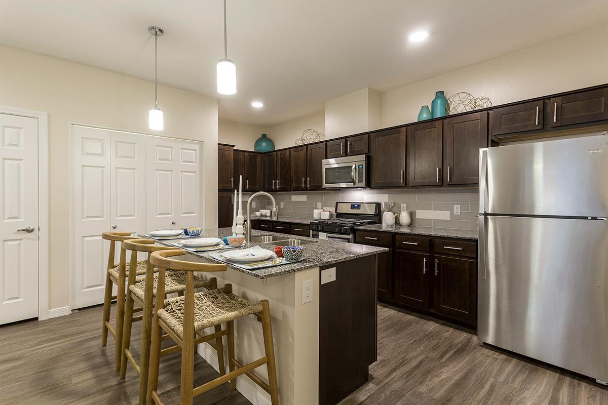 Kitchen at The View at Horizon Ridge in Henderson, Nevada
