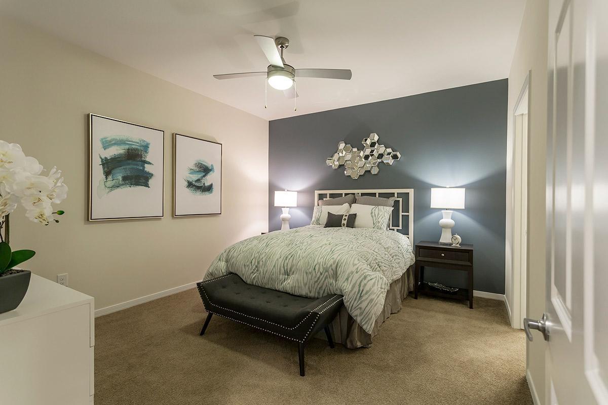 Bedroom at The View at Horizon Ridge in Henderson, Nevada